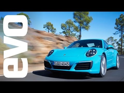 2016 Porsche 911 Carrera S test drive and review