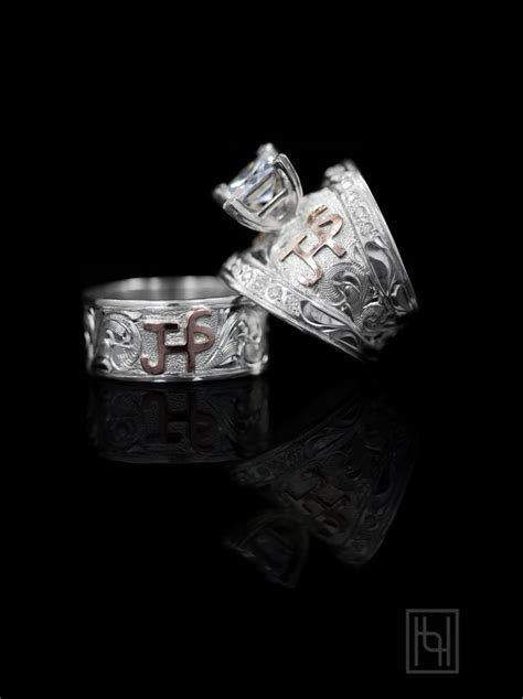 Best 25  Western wedding rings ideas on Pinterest