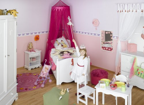 sa modeller kinderzimmer einrichten m dchen. Black Bedroom Furniture Sets. Home Design Ideas
