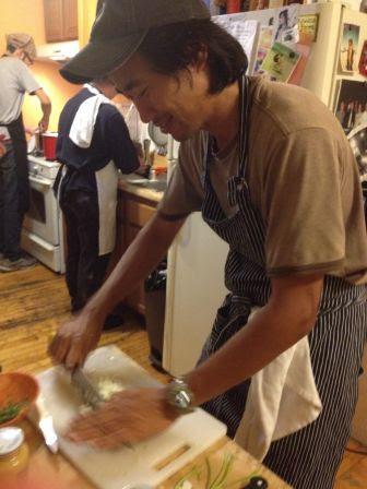 Chef Dave @ Hm157