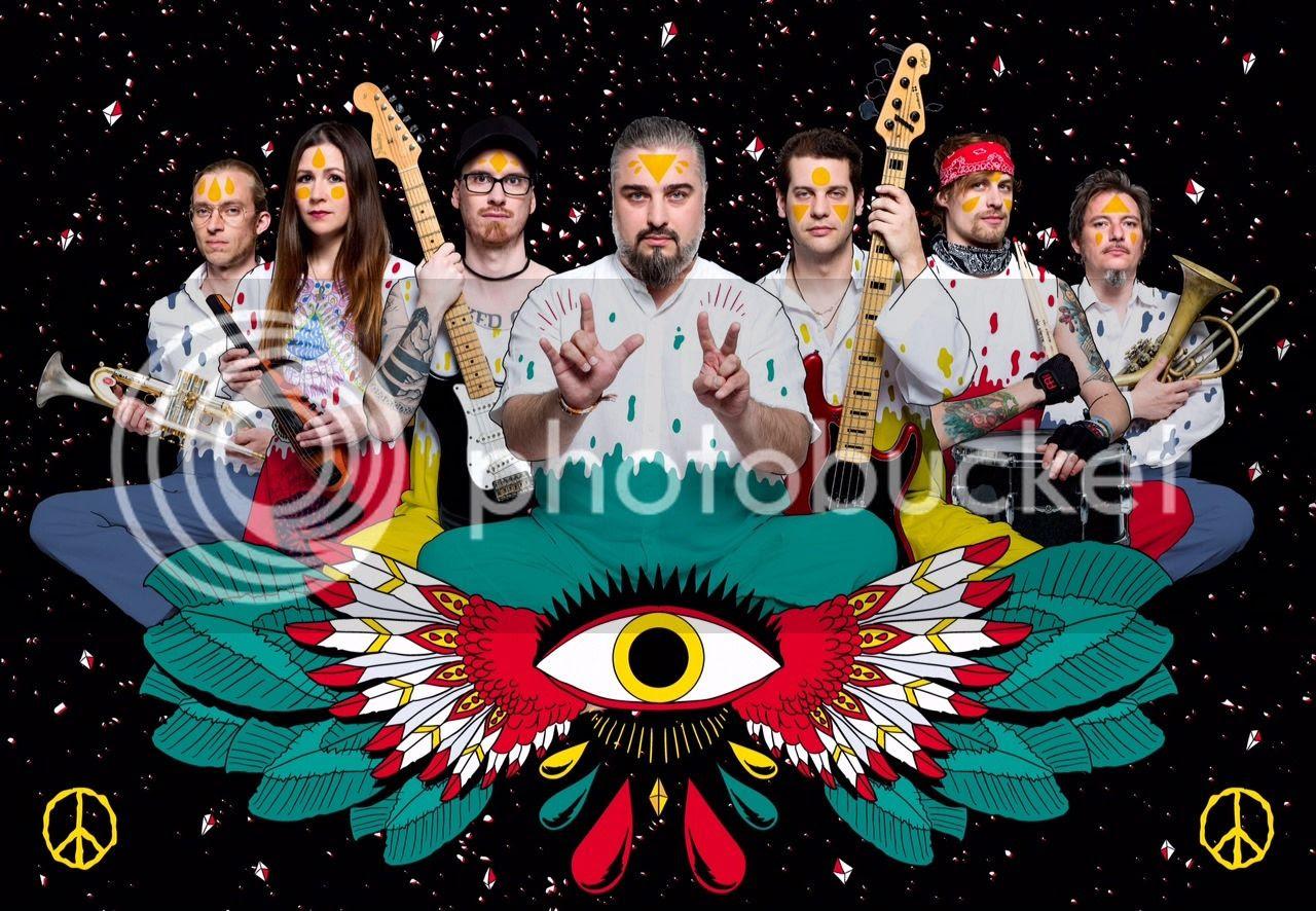 Resultado de imagen para Russkaja - Peace Love And Russian Roll 2015