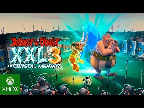 Asterix & Obelix XXL 3: The Crystal Menhir Review