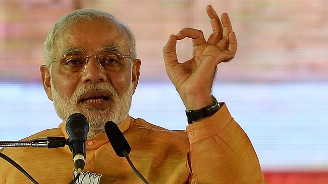 India's newly elected conservative prime minster has promised economic rejuvenation.