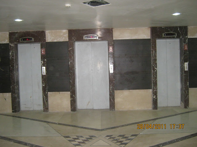 2 Automatic Hi-speed passenger elevators and 1 stretcher lift in B Tower in  Sangria at Megapolis Hinjewadi Phase 3, Pune