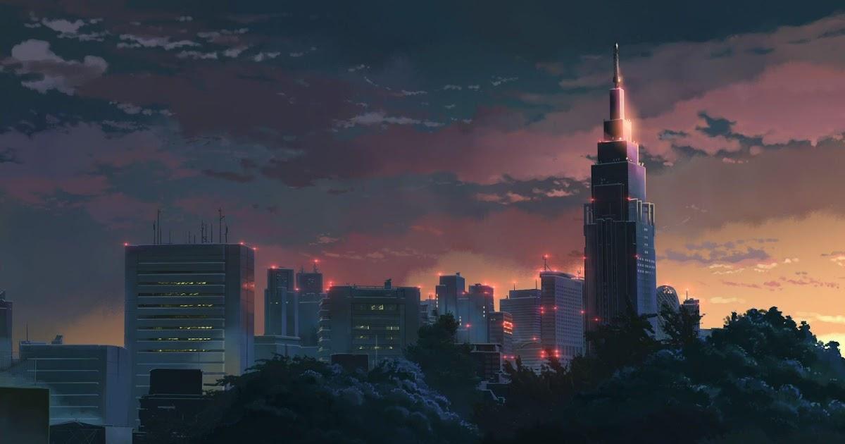 Lo Fi Anime Wallpaper