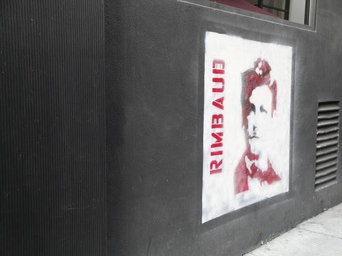 Rimbaud, San Francisco