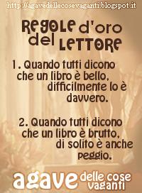 Le Regole d'oro del Lettore
