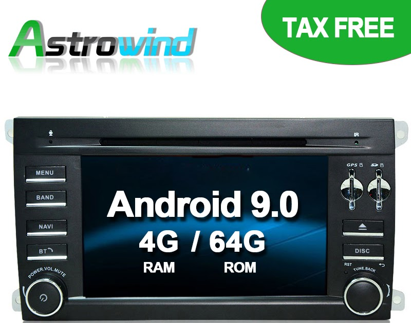 Ossuret Android 9.0 Car Stereo for Honda Civic 2015 2016 2017 Radio with 9 Screen /& GPS Navigation Head Unit