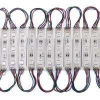 DC 12V LED RGB 5050 SMD LED module light Strip