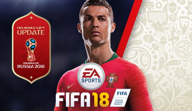 FIFA World Cup 2018 Russia Is Coming To FIFA 18 For Free On May 29