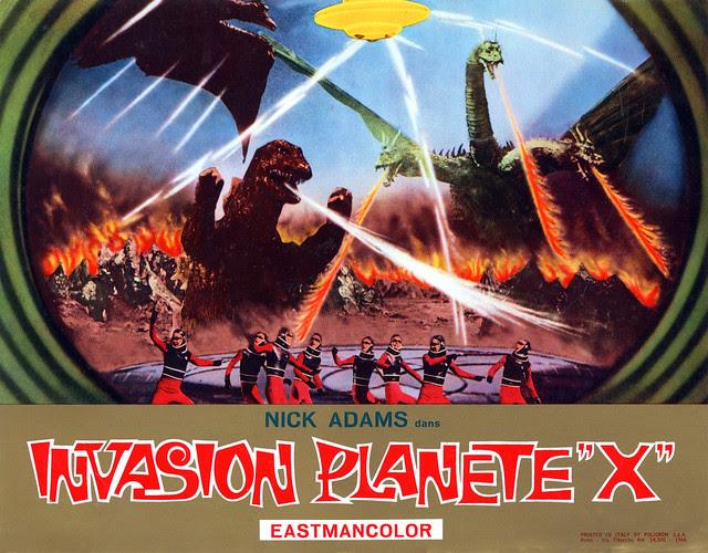 Godzilla VS Monster Zero(1965, Japan)