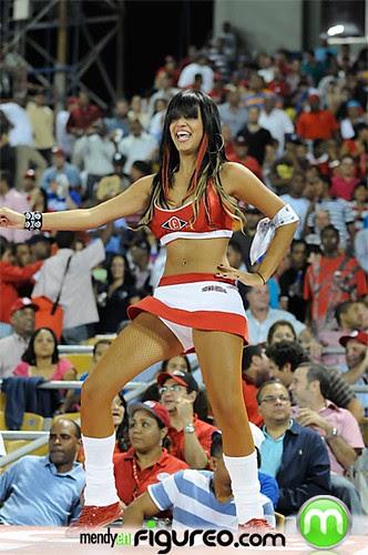 Sexy Modelos Venezolanas, de los Leones del Escogido15 por mendyenfigureo.