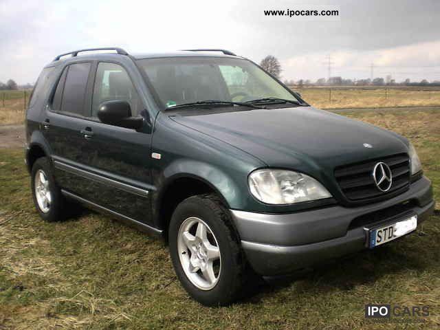 2000 Mercedes-Benz ML 320 - Car Photo and Specs