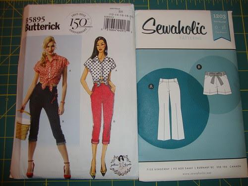 pants/shorts!