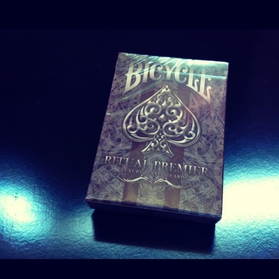 Ritual Premier Playing Cards