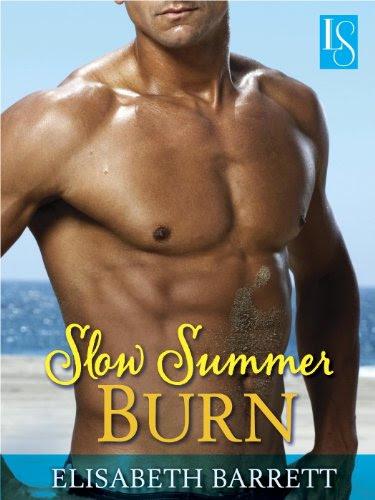 Slow Summer Burn: A Loveswept Contemporary Romance (Star Harbor) by Elisabeth Barrett