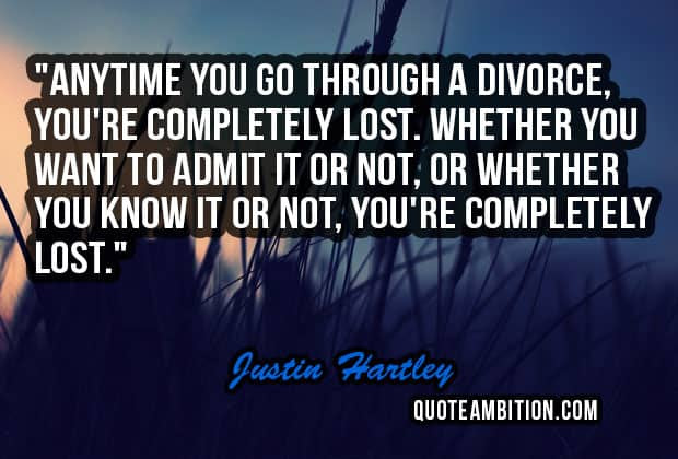 Top 110 Divorce Quotes And Sayings