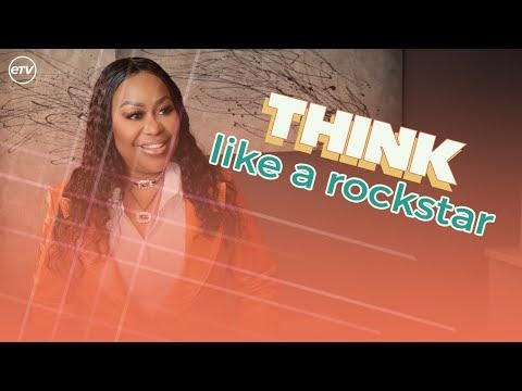 Think Like A Rockstar [THINK!] Dr. Cindy Trimm