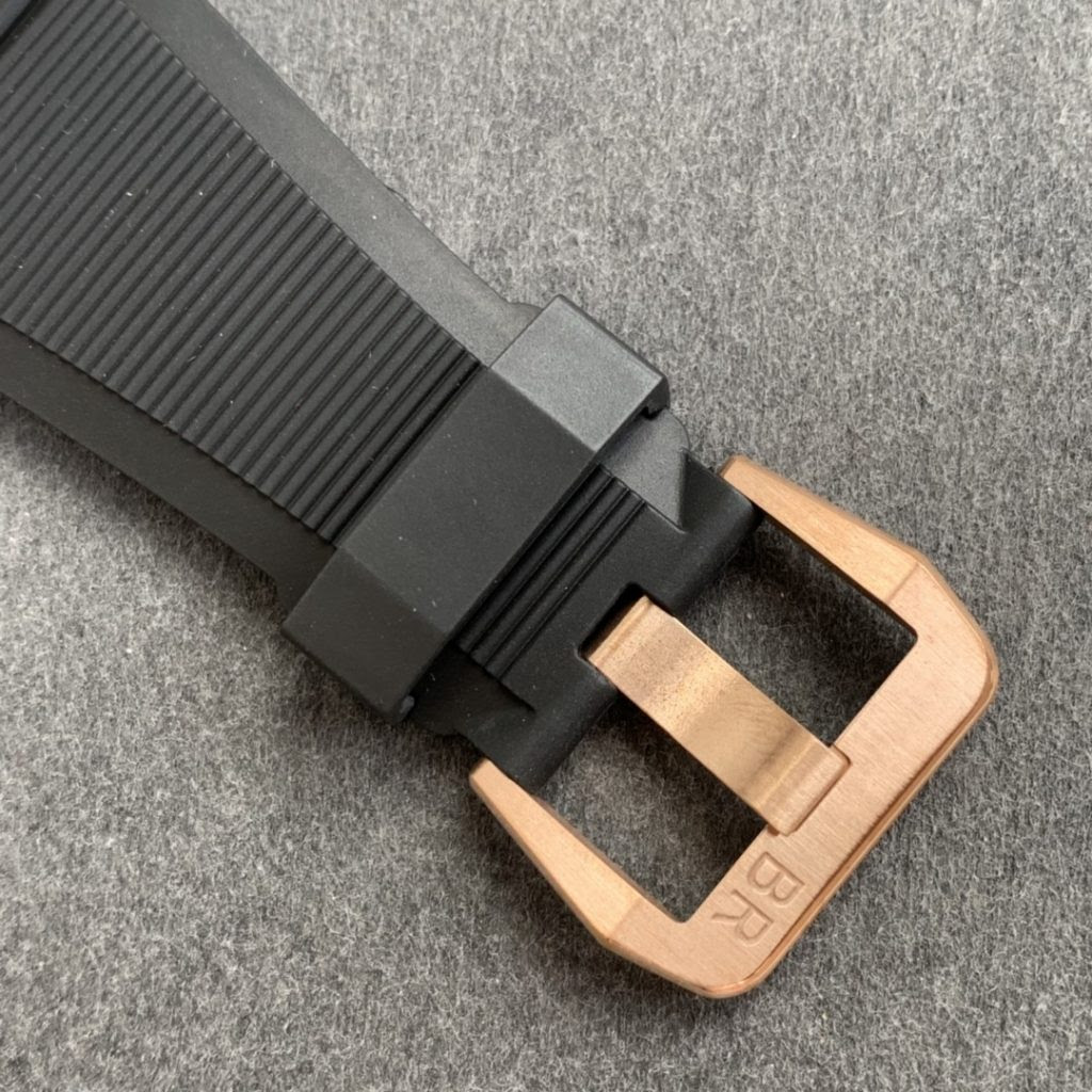 Bell Ross BR03-92 Diver Buckle