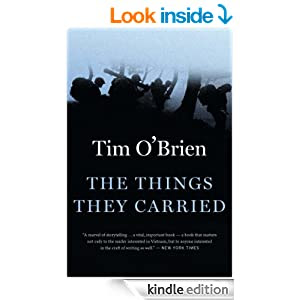 http://www.amazon.com/Things-They-Carried-Tim-OBrien-ebook/dp/B002TWIVNA/ref=sr_1_1?s=books&ie=UTF8&qid=1430016507&sr=1-1&keywords=the+things+they+carried