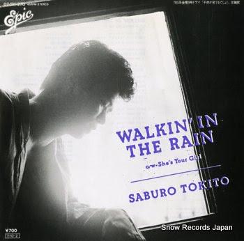 TOKITO, SABURO walkin' in the rain