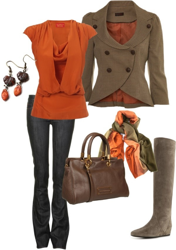 """Definitely a 'yes, let's do some autumn strollin' for me :) -""""Autumn outfit"""" by clarastampa on Polyvore"""