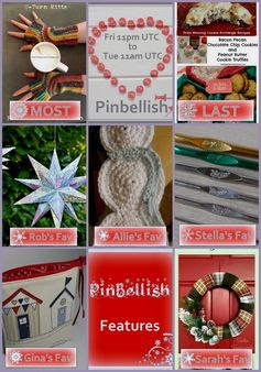 Purfylle: Pinbellish 15: a pinning celebration