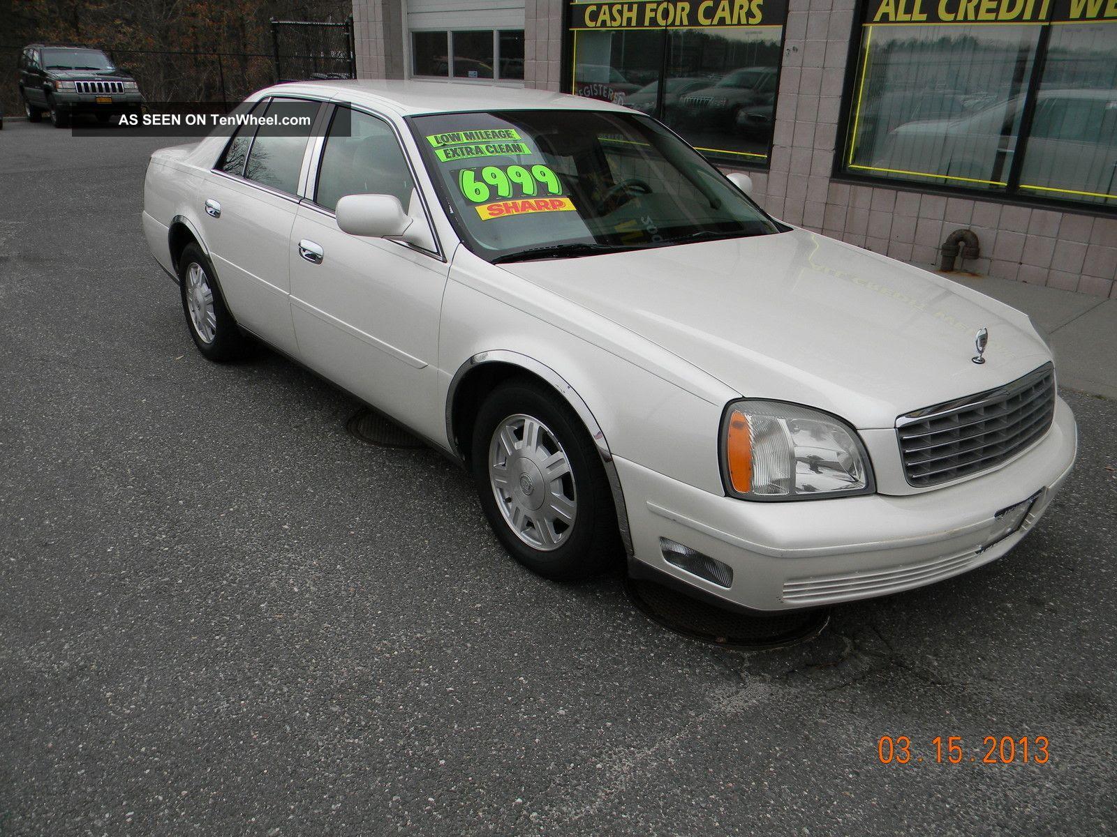2003 Cadillac Deville In