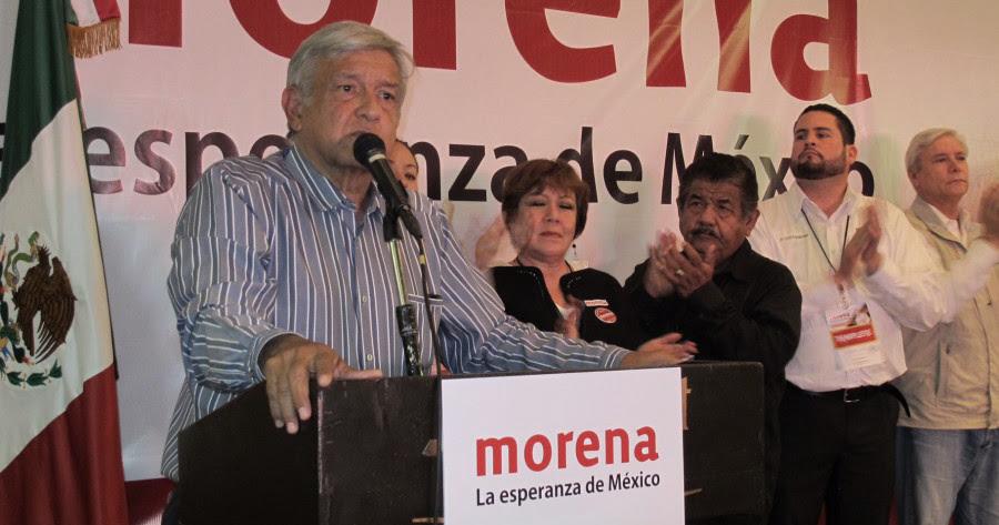 Ante bombardeo mediático, siempre estaremos con los maestros AMLO tijuana mexicali
