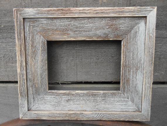 Hand Made 4x6 Barn Wood Rustic Distressed Frames Www
