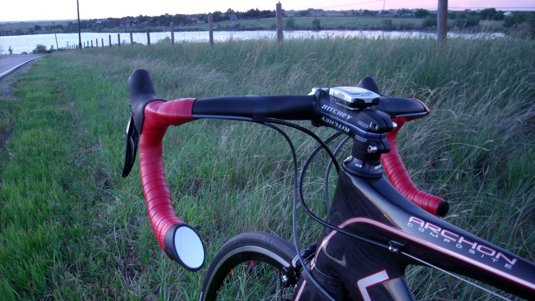Image result for bicycle mirrors road bikes