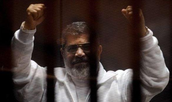 Egypt Court Upholds Ex-President Morsi's Life Sentence