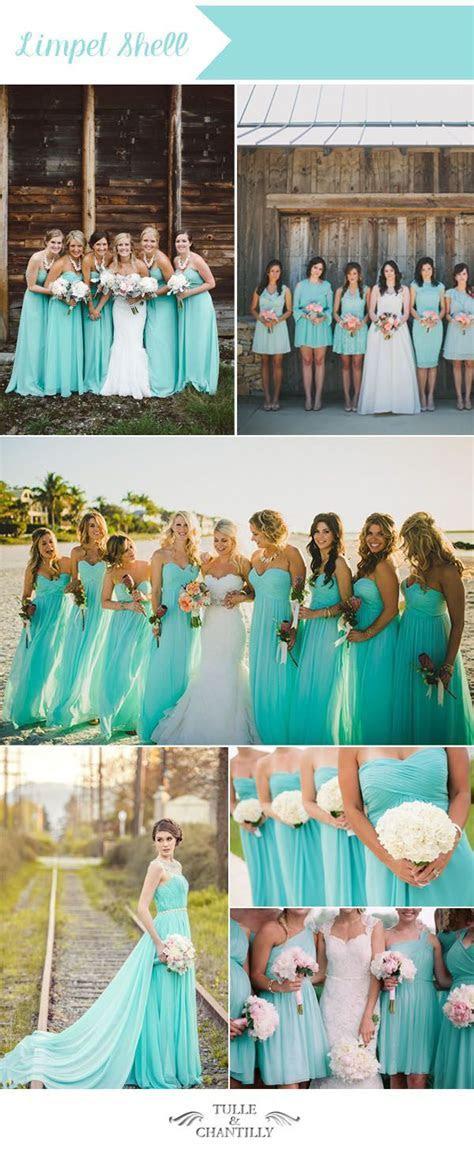 Top Ten Wedding Colors For Summer Bridesmaid Dresses 2016