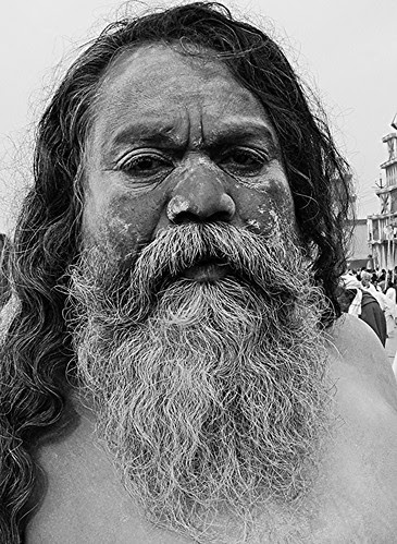 The Naga Sadhus Maha Kumbh by firoze shakir photographerno1