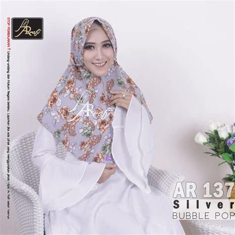 hijab arrafi terbaru  tutorial hijab terbaru
