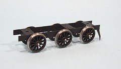 Tender chassis