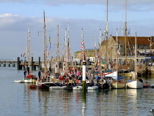 Yarmouth Quay