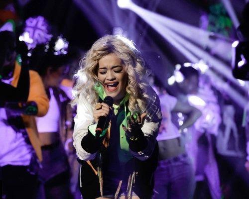 Jonathan Ross (August 2012), Rita Ora