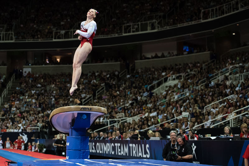 USA Gymnastics: July 10 - Competition Day 2 &emdash; MyKayla Skinner