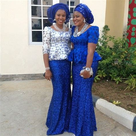 Nigerian Lace Styles For Wedding [Jan] 2019   Couture Crib