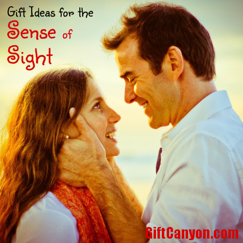 40 Gift Ideas For The Sense Of Sight Gift Canyon