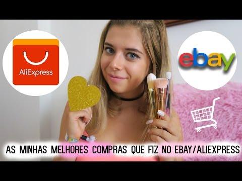 Video - As Minhas Melhores Compras que fiz no Ebay/Aliexpress