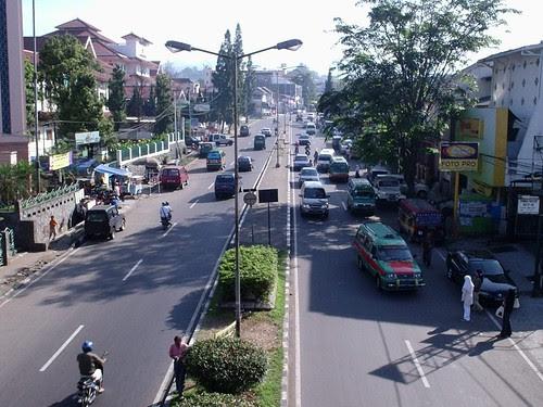 The Famous Dago Street, Bandung