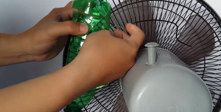 Como fazer um ar condicionado caseiro
