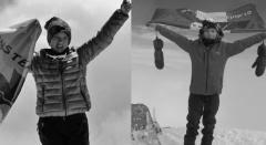 TRAGEDIE în sportul românesc. Copiii-minune ai alpinismului românesc, Dor Geta Popescu și Erik Gulacsi, uciși de marea lor pasiune