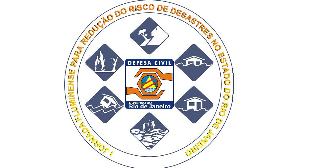 Inscrições para I Jornada Fluminense para a Redução de Riscos de Desastres terminam sexta-feira (18.09)
