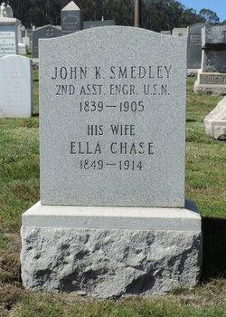 John Kinsey Smedley