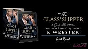 Cover Reveal: The Glass Slipper by K Webster