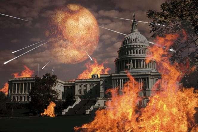 Planeta colidirá com a Terra em 28 de setembro deste ano e acabará com vida em nosso planeta