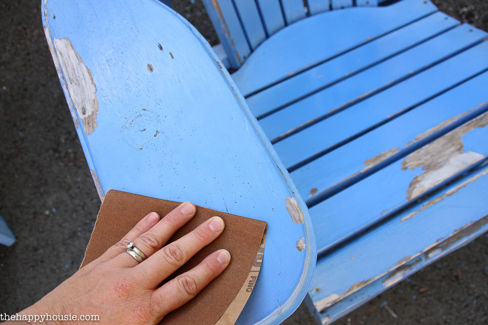 How to Paint Outdoor Furniture so it Lasts for Years - The ...
